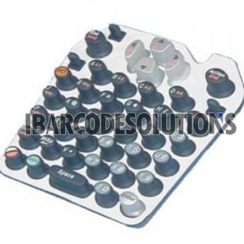 Intermec 700 Series Keypad (42 Keys)