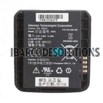 OEM Intermec CN50 Extended Battery (318-039-012) (AB25) (3900 mAh) (Used, Tested )