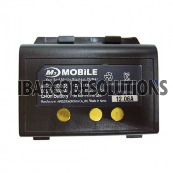OEM Mobile Compia M3 Battery Red,Green,Sky,Orange (MCB-6000s,3,7V,2200mAh)