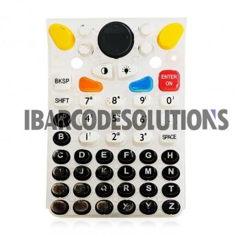 OEM PSION TEKLOGIX Workabout Pro 7525-C-G1 Keypads (52 Keys)