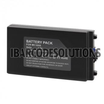 Symbol MC3100, MC3190, MC3000, MC3090 2600mAh Battery (82-127912-01, Rotating Head)
