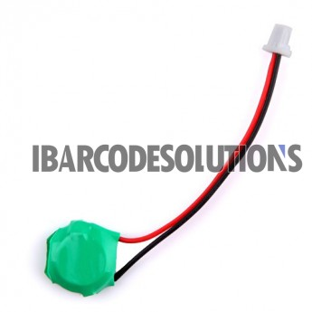 Replacement For Symbol MC50 Backup Battery (20 mAh)-Straight Jack Connector Version