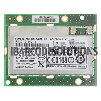 OEM Symbol MC70, MC3000, MC3070, MC3090 Wireless Network Card (Used, Tested) (21-21160-11)