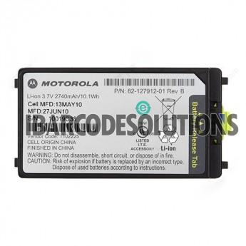 OEM Symbol MC3100, MC3190, MC3000, MC3090 2740mAh Battery (82-127912-01, Rotating Head)