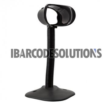 Symbol DS6707, DS6708 Gooseneck Stand - Black