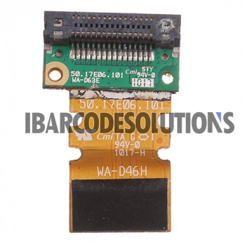 OEM Symbol MC75, MC7506, MC7596, MC7598 Charging Port with Flex Cable Ribbon (Used, Tested)
