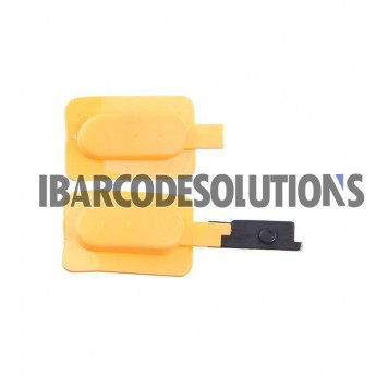 OEM Symbol FR6000 Side Key ( Yellow Color, 1 Set)