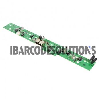 OEM Symbol MC3000 4 Slot Battery Charger Cradle Motherboard