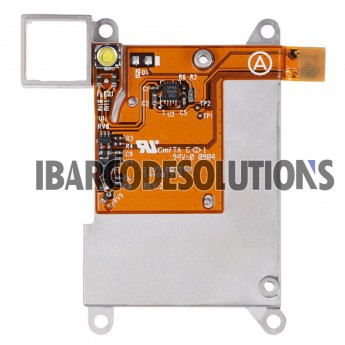 OEM Symbol MC55 Flash Light Holder with Flex Cable Ribbon