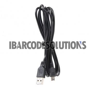 Symbol MC1000, MC70 Charging Cradle USB Cable (USB 2.0 to Mini USB)(2 M )