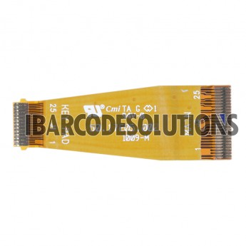 OEM Symbol MC75 Keyswitch Flex Cable Ribbon (44 Keys, Used, Tested)
