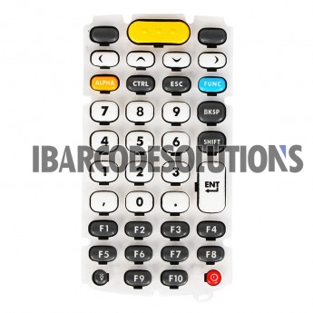 Symbol MC3100, MC3190 Keypad (38 Keys)