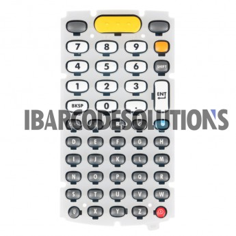 For Symbol MC3100, MC3190, MC3200, MC32N0 Keypad (48 Keys)