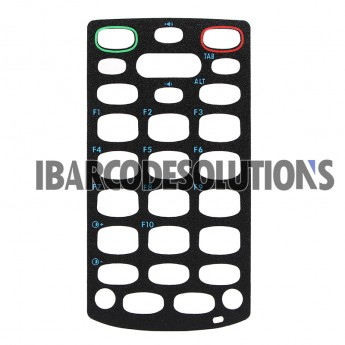 Symbol MC3190 Keypad Overlay with Adhesive (28 Keys)