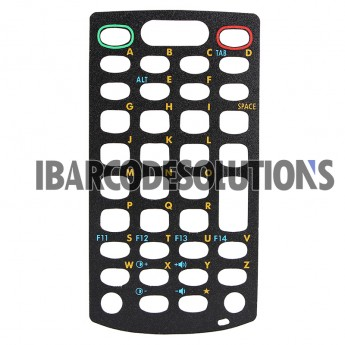 Symbol MC3190 Keypad Overlay with Adhesive (38 Keys)