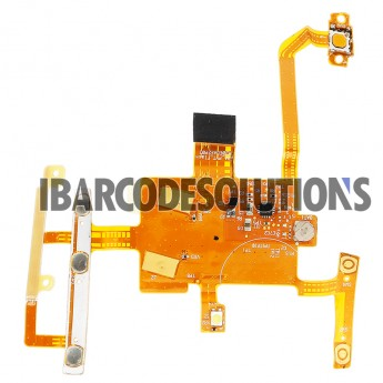 OEM Symbol FR68 Side Switches, Power Switch Flex Cable Replacement