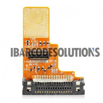OEM Symbol FR68 Charge Connector with Flex Cable Replacement