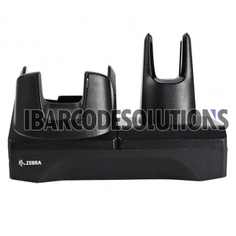 For Zebra TC8000 2-Slot Charging Cradle Dock(SHARECRADLE-02)