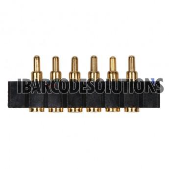 Symbol MC3070, MC3090, MC3190, MC70, MC7090 Battery Contact (6 Pin)