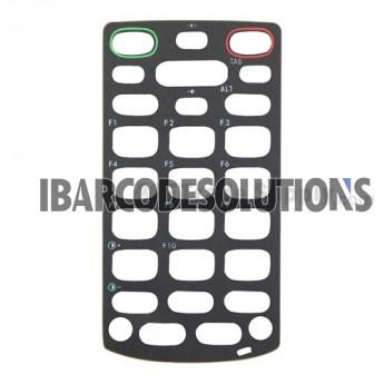 Symbol MC3000, Symbol MC3070, Symbol MC3090 Keypad Overlay with Adhesive (28 Keys)