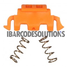 Symbol MC3000, MC3070, MC3090, MC3190 Battery Lock with Spring for 2740 mAh Battery