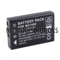 Symbol MC1000 Battery (BTRY-MC10EAB00) (1800 mAh)