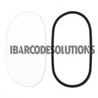 OEM Symbol MC3000, MC3090G Scan Glass Lens (Used, Tested)