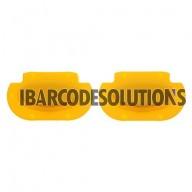 Symbol MC9090K, MC9090S Rear Housing Side Keys - Yellow