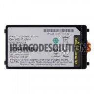 Symbol MC3100, MC3190, MC3000, MC3090 2740mAh Battery (82-127912-01, Rotating Head)