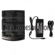 OEM Motorola, Symbol MC3000, MC3090, MC3190,  MC50, MC70 4-Slot Battery Charger (SACX000-4000)