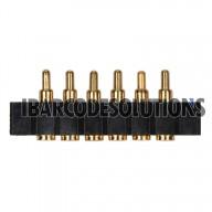 Replacement For Symbol MC3070, MC3090, MC3190, MC70, MC7090 Battery Contact (6 Pin)