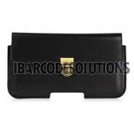 For Zebra Symbol MC40 Leather Case
