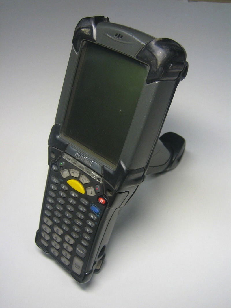 Knowledge Base Symbol Mc9090 G Handheld Mobile Computer