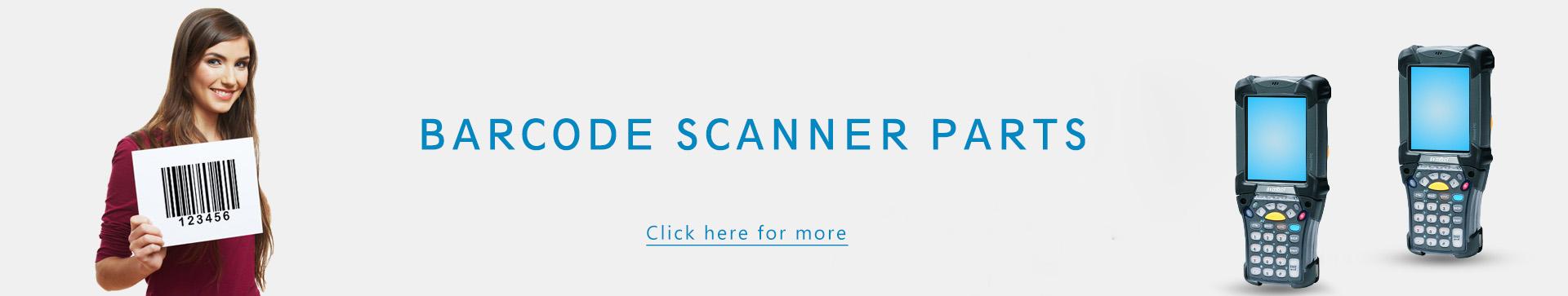 barcode scanner repair parts