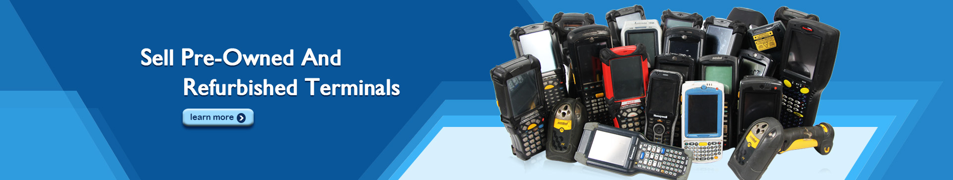 Sell Pre-Owned And Refurbished Terminals